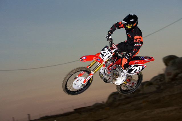 Perris Pro Invitational Supercross