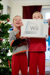 Thank you Ravan (r c hill photography) Tags: xmas thankyou nintendo present ravan 2007 wii