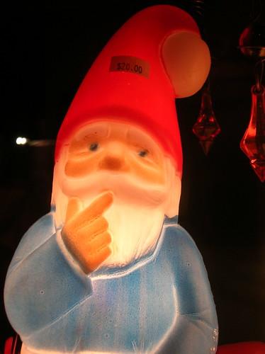 ponderous gnome