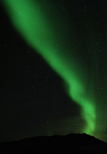 Aurora Borealis, by Pablo Municio