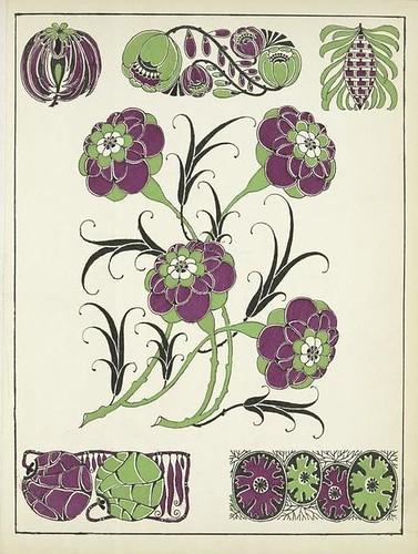 Art Deco Vignettes - Henri Gillet 1922 h