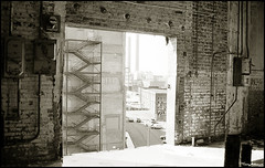 view (vcrimson) Tags: ohio abandoned factory bf akron derelect bfgoodrich abandonedfactory restorations