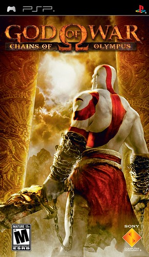 God of War: Chains of Olympus - Kratos Boxed In