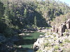 Launceston Cataract Gorge from cha…
