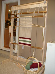 Creating A Home Free Stand Alone Navajo Loom Tutorial