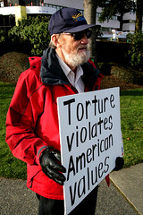 Torture Violates American Values