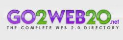 go2web2.0 Logo