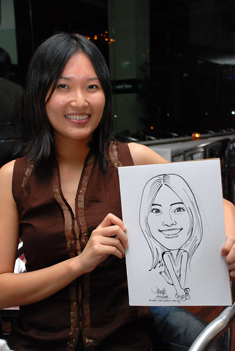 Caricature birthday party 190108 9