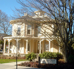 Slocum House in Esther Short Park