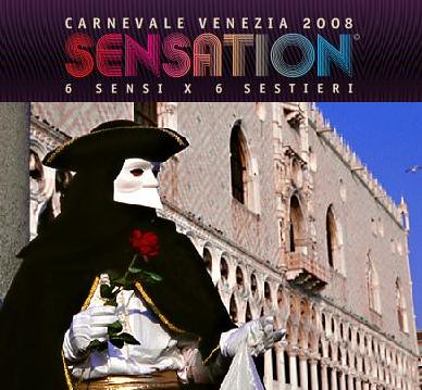 Carnaval de Venecia 2008