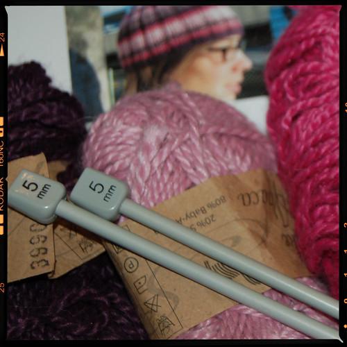 Alpacka yarn