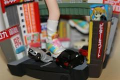 cars (Yumi) Tags: anime figure kaiyodo