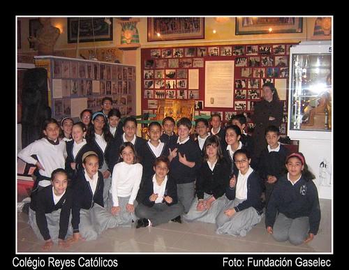 colégio Reyes Católicos