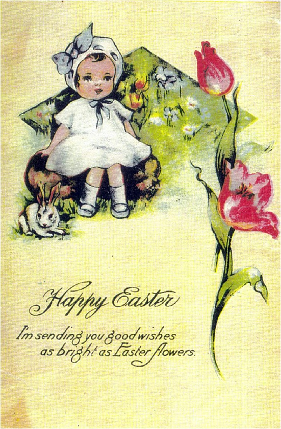 Ink Stains Easter Sentiments Quotes Religious Not – Easter Greeting Card Sayings
