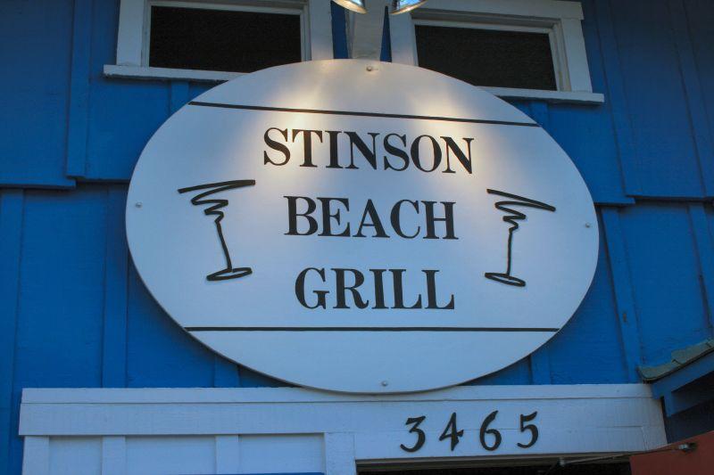 Stinson Beach Grill