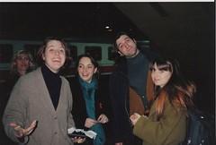 Raffaella, Monserrat, Joan-lluis, io