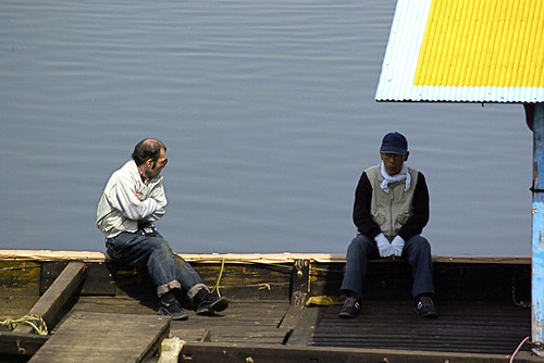The Janitors of The Boat House
