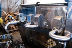 vermont maplesyrup elkgrove evaporator
