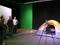 LifeChurch.TV Green Screen Studio