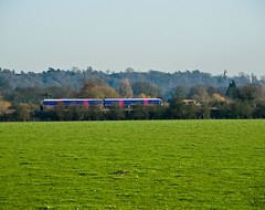 Bourne End train