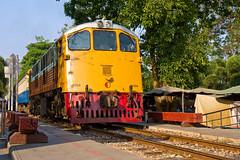 Train (j son) Tags: train thailand kwai kwae