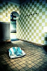 Cold kitchen (Piposieske) Tags: abandoned decay urbanexploration bloemendaal urbex santpoort provinciaalziekenhuissantpoort