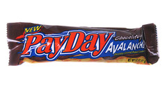 "Pay Day ""Chocolatey"" Avalanche"