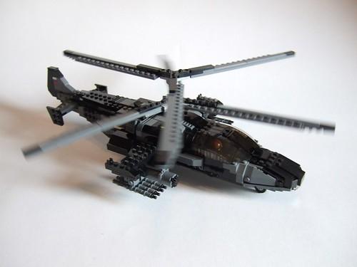Spinning rotors
