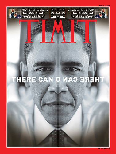 time magazine covers obama. TIME Magazine Cover: There Can