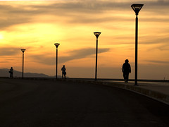 Corniche (Christos Tsoumplekas (Back again!)) Tags: urban crete alikarnassos f0 tsoumplekas neaalikarnassos