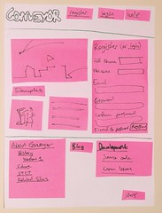 Conveyor homepage (Yandle) Tags: museum paper design sketch interface postit application prototype software opensource postits conveyor museums development interactiondesign wireframe interaction paperprototype rapidprototyping wireframes conveyor2 stickyframe stickyframing stickyframes