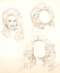 Dolly Parton Trio 1989