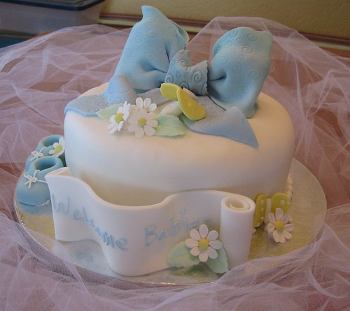 IMG_4376 Baby shower cake