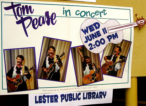 Tom Pease at LPL!