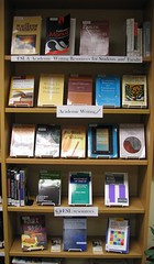 May 2009: Academic Writing & ESL Resources Display
