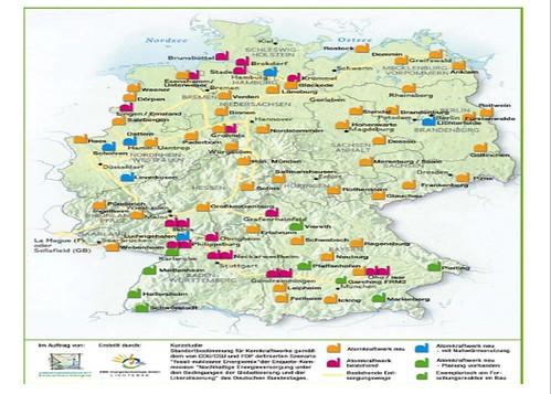 Enquete Komission CDU FDP Atomkraftszenario