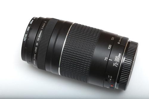 Canon 75-300mm f4L