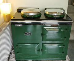 Will an AGA Cooker Fit Into a Skoda?
