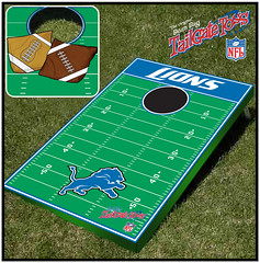 Detroit Lions Bean Bag Toss Game