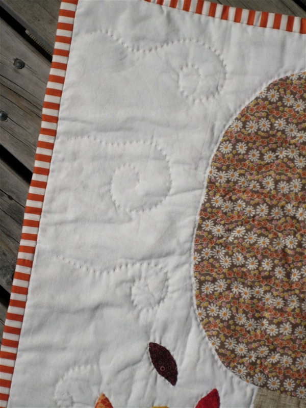 'Fall' quilt