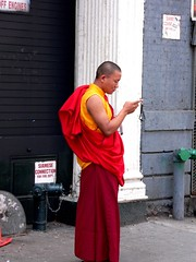 Zen and the art of text messaging