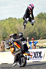 Bill Dixon & Destiny (BeadyEyeProductions) Tags: virginia skills motorcycle sportbike extremesports caughtintheact thrills stunt wheelie stunts vir stunting stuntrider xdl