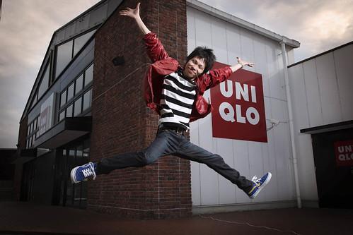 UNIQLO JUMP #1161
