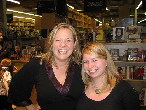 Laurie Perry and Meggan