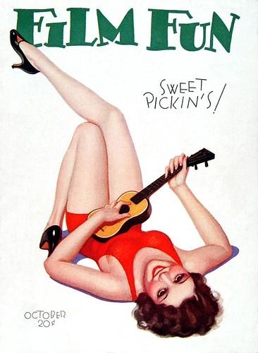 FilmFun oktober 1931