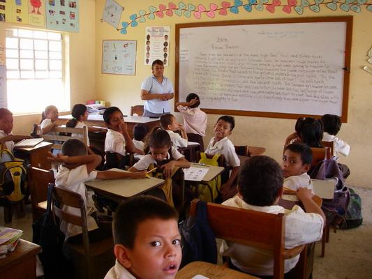 New Horizon SDA School Classroom