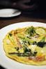 のれそれと春野菜の平たいオムレツ, Bourgondische Hemel