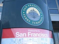 SF Ferry Landing