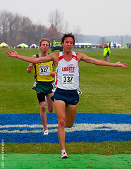 2007 NCAA MENS XC FINISH - THE FINISH by Jim Sullivan (jb.sullivan) Tags: oregon liberty university cross galen country josh finish mens terre ncaa gibson mcdougal haute rupp in lavern jimsullivan