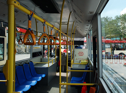 Rapid Penang Bus